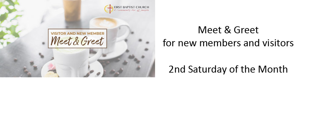 Invitation to Meet and Greet